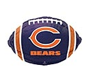 "17"" NFL CHICAGO BEARS FOOTBALL"