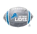 "17"" NFL DETROIT LIONS FOOTBALL"