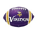"17"" NFL MINNESOTA VIKINGS FOOTBALL"