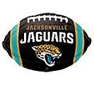 """17"""" NFL JACKSONVILLE JAGUARS FOOTBALL"""