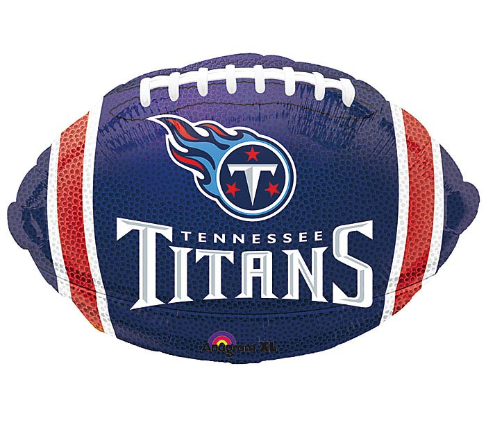 """18"""" NFL TENNESSEE"""