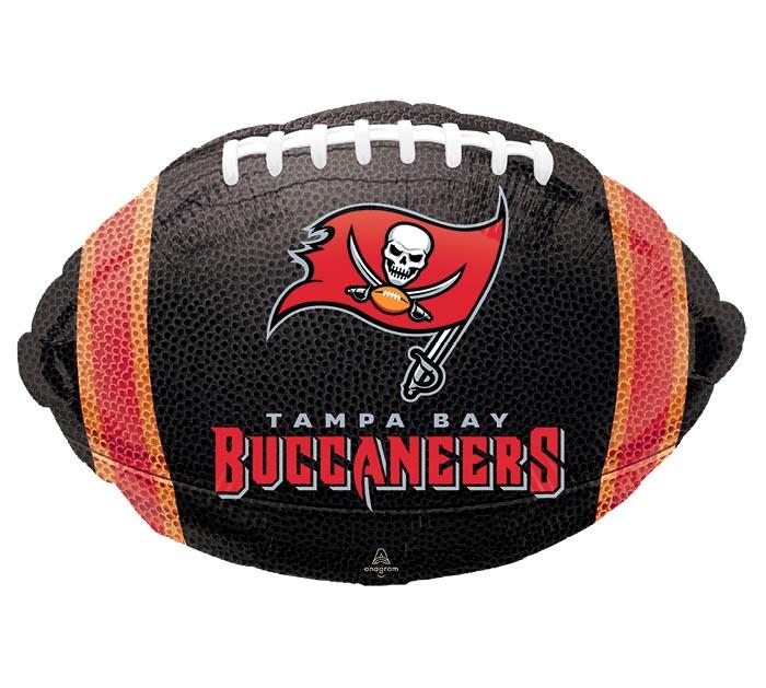 "17"" NFL TAMPA BAY FOOTBALL"