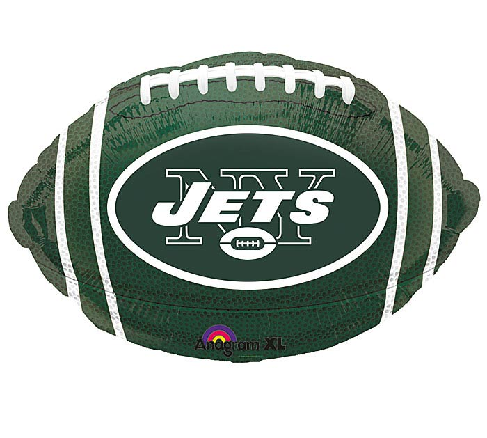 "18"" NFL NEW YORK JET"