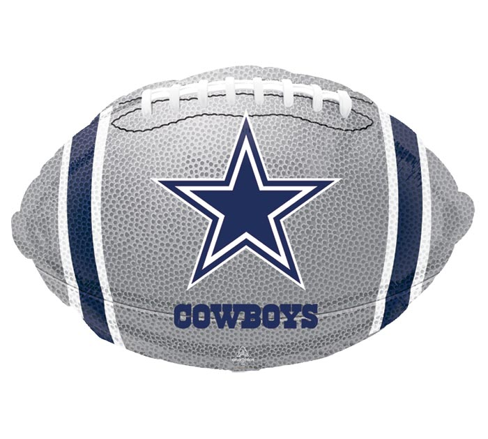 "17"" NFL DALLAS COWBOYS FOOTBALL"