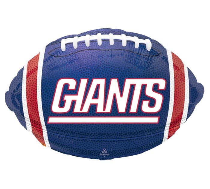 """17"""" NFL NEW YORK GIANTS FOOTBALL"""