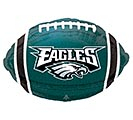 "17"" NFL PHILADELPHIA EAGLES FOOTBALL"