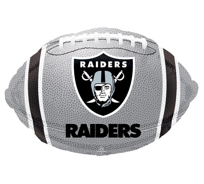 """17""""NFL OAKLAND RAIDERS FOOTBALL"""
