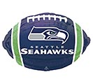 "17""NFL SEATTLE SEAHAWKS FOOTBALL"