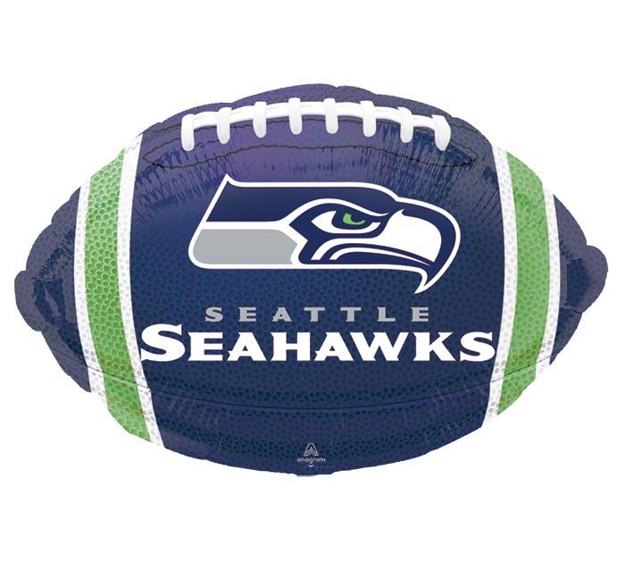 """17""""NFL SEATTLE SEAHAWKS FOOTBALL"""