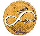 """17""""PKG INFINITE LOVE"""