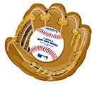 "25""PKG MLB GLOVE"
