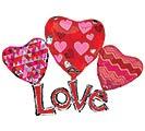 "58""PKG LOVE MULTI-BA"