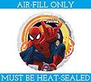 """9""""FLAT SPIDER-MAN"""