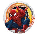 "9""INFLATED SPIDERMAN"