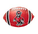 "17"" NCAA NC STATE FOOTBALL"