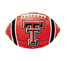 "17"" TEXAS TECH UNIVERSITY FOOTBALL"