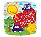 "17""SPA TE QUIERO PAP"