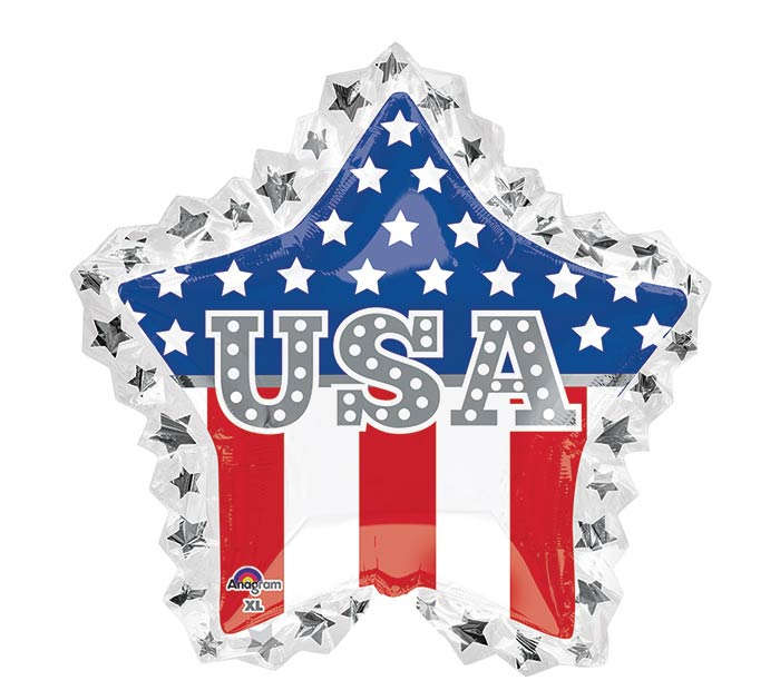 "34""PKG USA STAR"