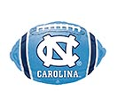 "17"" UNIVERSITY OF NORTH CAROLINA FOOTBAL"