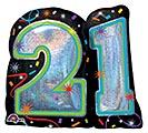 """27""""PKG 21 BRILLIANT"""