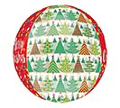 "16"" PKG CHRISTMAS ORBZ 1st Alternate Image"