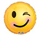"""17""""PKG EMOTICONS SMILE 1st Alternate Image"""