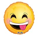 "17""PKG EMOTICONS SMILE"