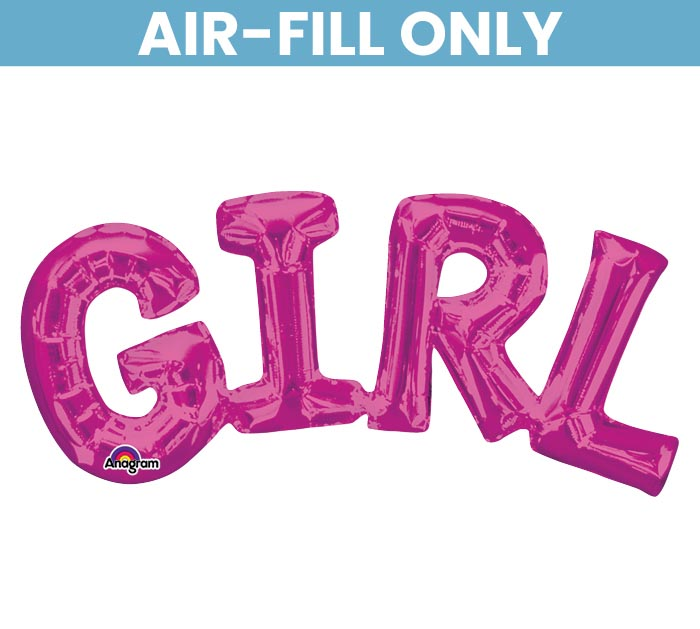 "22""PKG GIRL PINK"