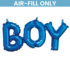 "20""PKG BOY BLUE"