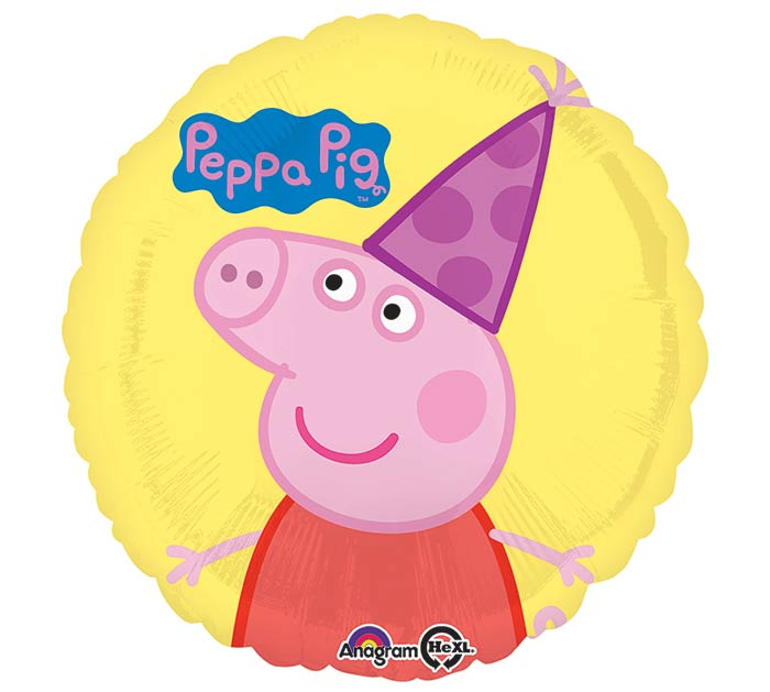 "17""PKG PEPPA PIG"
