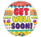 "17""PKG GET WELL SOON FUN PATTERNS"
