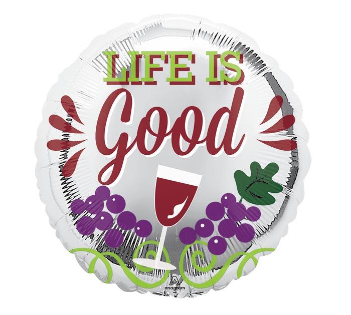 "17""PKG LIFE IS GOOD"