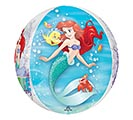 "16""PKG ORBZ ARIEL DREAM BIG"