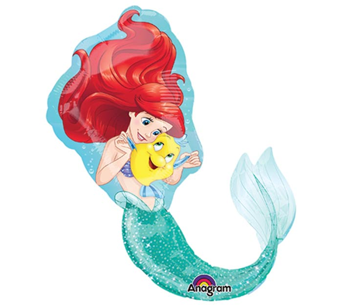 "12""INFLATED ARIEL DREAM BIG"