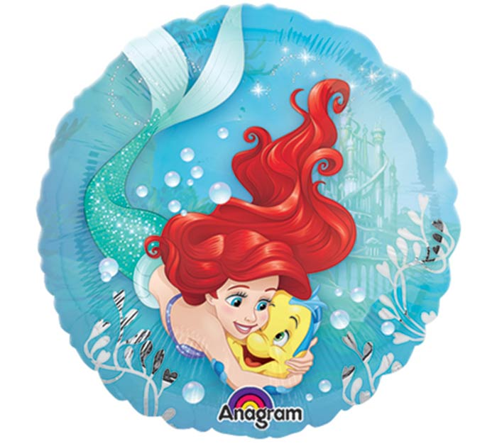 "9""INFLATED ARIEL DREAM BIG"