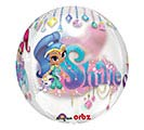 "16""PKG ORBZ SHIMMER  SHINE 2nd Alternate Image"