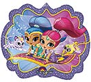 """13""""INFLATED SHIMMER  SHINE"""