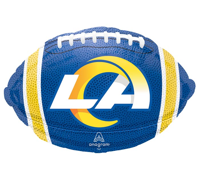"17"" NFL LOS ANGELES RAMS FOOTBALL"