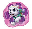 "25""PKG PAW PATROL GIRLS SUPERSHAPE"