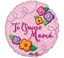 """17""""SPA TE QUIERO MAMA FLOWRES"""