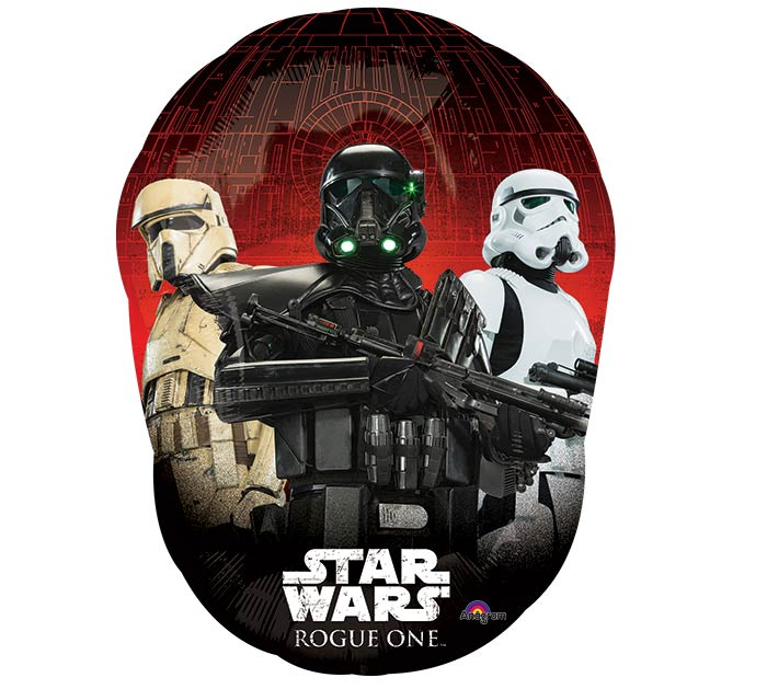 "26""PKG CHA STAR WARS ROGUE ONE"