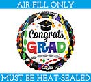 "9"" GRADUATION MUST FILL WITH AIR ONLY"
