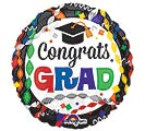 "4""INFLATED CONGRATS GRAD PARTY"