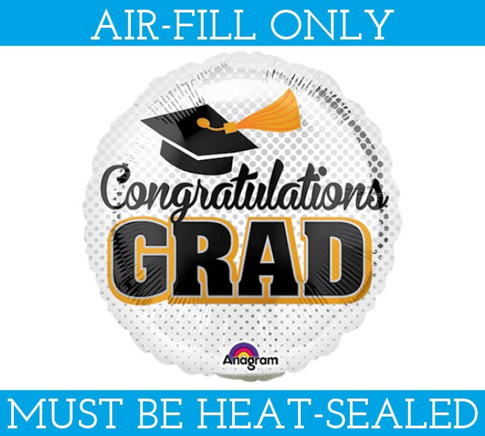 """4"""" GRADUATION MUST FILL WITH AIR ONLY"""