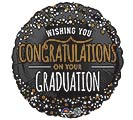 "17""GRAD STARRY CONGRATULATIONS"