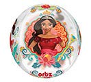 "16""PKG ORBZ CLEAR ELENA OF AVALOR"