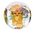 """16""""PKG CHA ORBZ LION GUARD 2nd Alternate Image"""