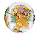 "16""PKG CHA ORBZ LION GUARD 3rd Alternate Image"