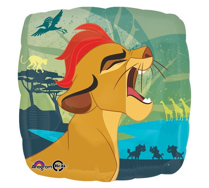 """17""""PKG CHA LION GUARD"""