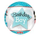 "16""PKG HBD ORBZ MICKEY 1ST BIRTHDAY 2nd Alternate Image"